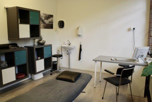 Volledige behandelkamers